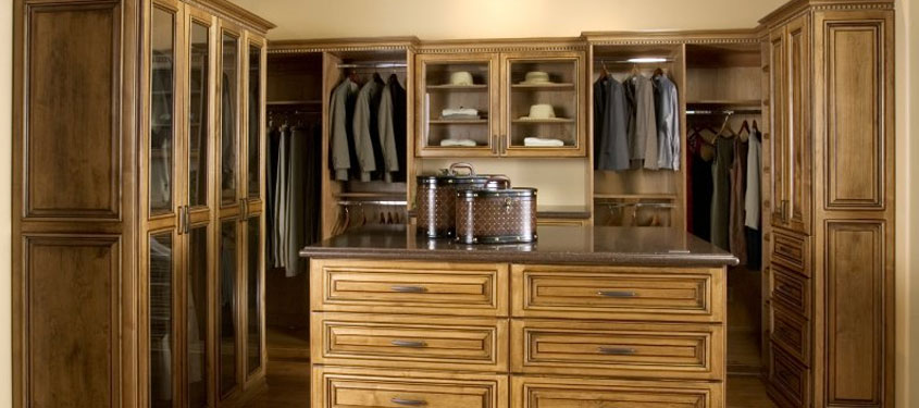 Classy Closets Alder Collection