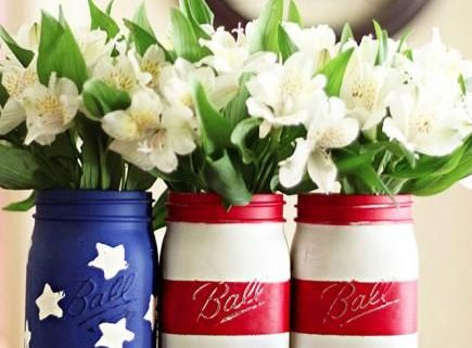 Mason Jar Decoration Ideas
