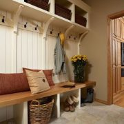 Closets Utah Mudroom Options