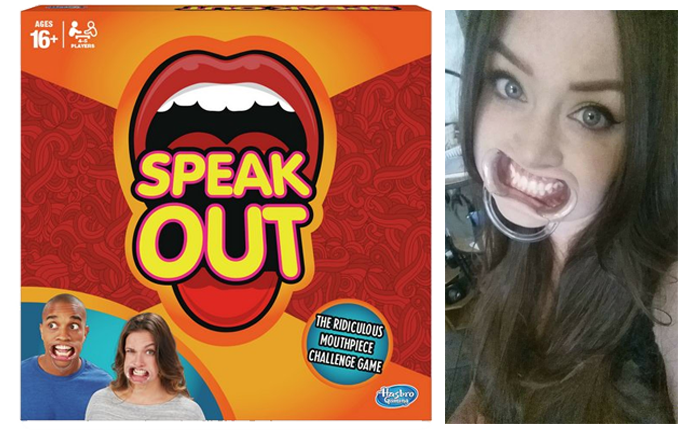 Speak-Out Game