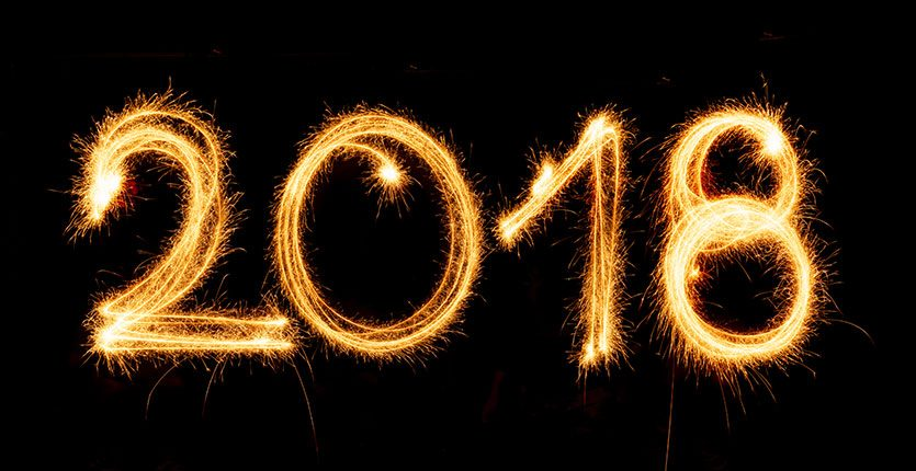 Welcome to the New Year 2018