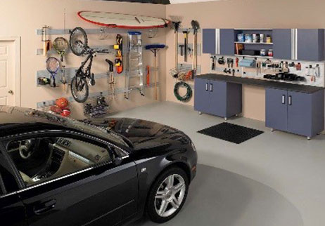 Garage-Workshop