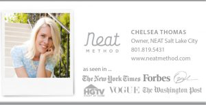 Chelsea Thomas NEAT Method SLC
