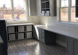 Laundry Rooms by Classy Closets