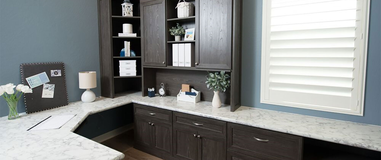 Home Offices by Classy Closets