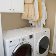 Laundry Room by Classy Closets